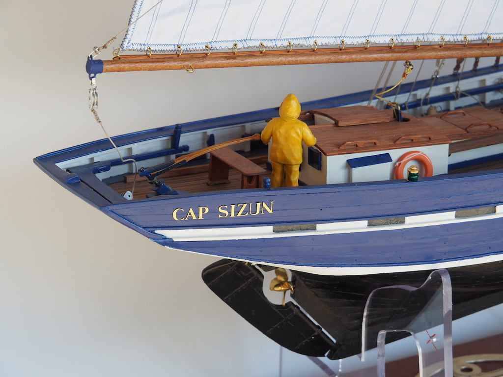 Cap Sizun (le langoustier) Voiles12