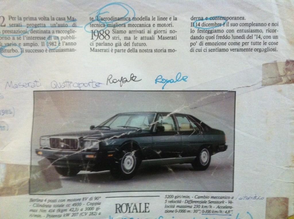 prova Ghibli my'94 automobilismo giugno 1994 - Pagina 2 Rpy10