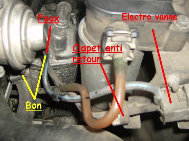 [BMW 318 tds E36] Refus au CT pour la vanne EGR Bonne_10