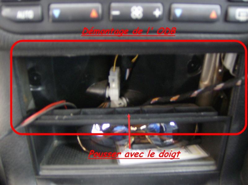 [BMW E36] Bouton de démarrage avec diode Demont10