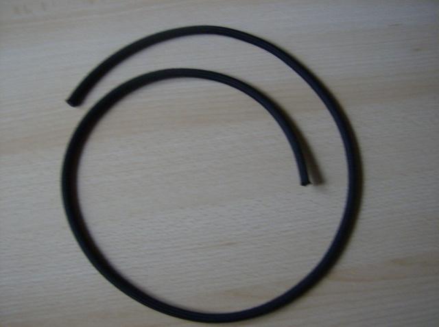 [Moteur M41] Changement des tuyaux d'injecteurs Durite10