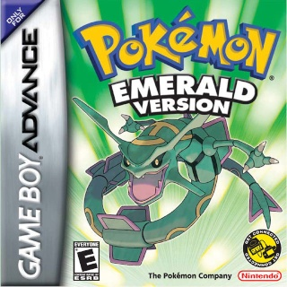 [DD] Pokemon 5 verciones para GBA [ROM'S] Esmera10