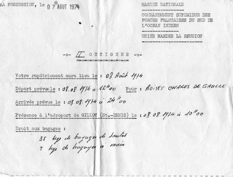 [Aéronavale divers] DC8 COTAM - Page 5 Img04111