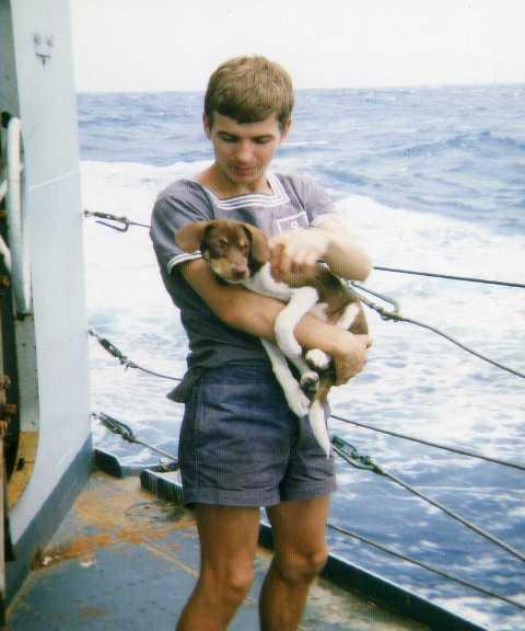 [ Les traditions dans la Marine ] LES MASCOTTES DANS LES UNITÉS DE LA MARINE - Page 6 Img05611
