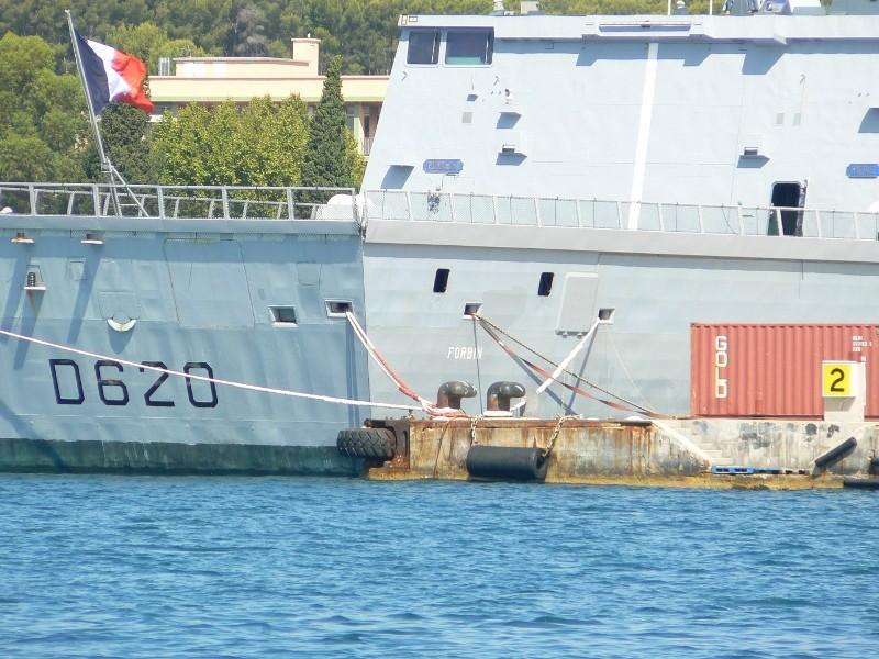 FORBIN  D620 (fregate) - Page 11 P1020812