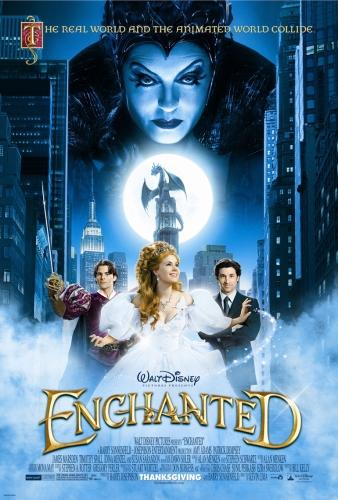 Enchanted / Il était une fois Enchan10