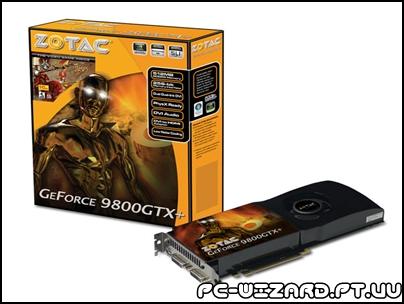 [TEK]ZOTAC lança placa grafica GeForce 9800 GTX+ Cats13