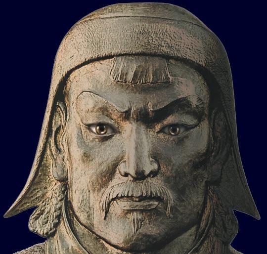 Gengis khan XII-XIIIème (Documentaire audiovisuel) Genghi10