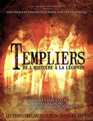 Les Templiers, de l'histoire a la légende. (Documentaire audiovisuel) Templi10
