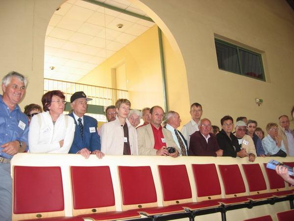 2005 Congrès de FONTEVRAUD Congre11
