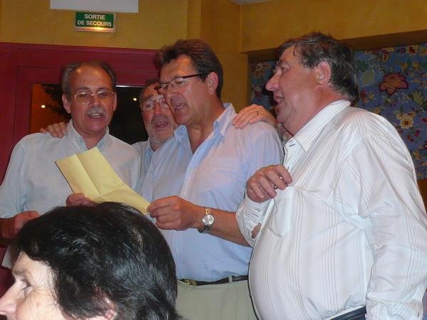 2007 - AG  Le Glorieux COSNE Congre19