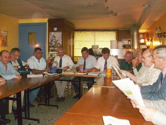 2007 - AG  Le Glorieux COSNE Congre25
