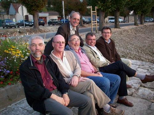 2007 - AG  Le Glorieux COSNE Congre28