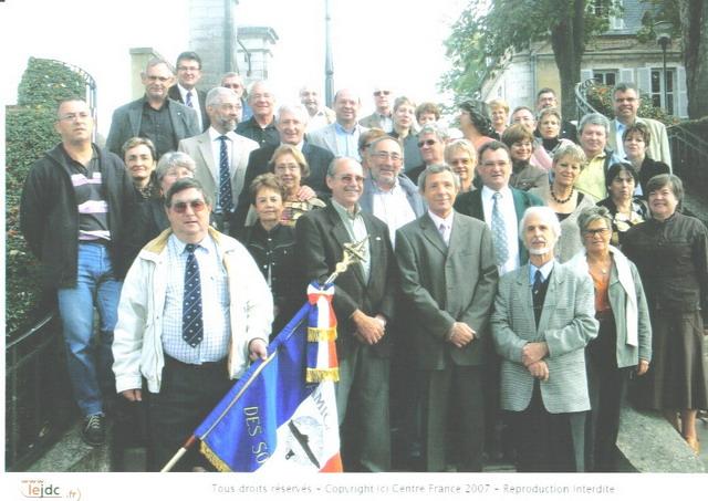 2007 - AG  Le Glorieux COSNE Congre30