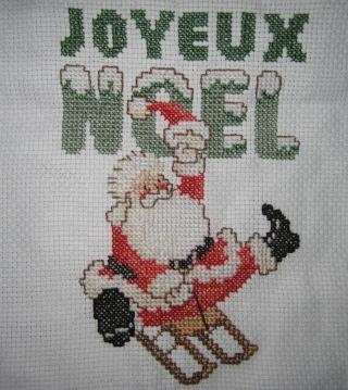 père Noël à la luge - points contés Asdr_017
