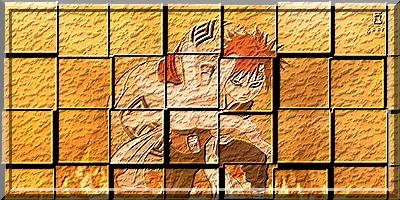 Evolução de Naruto Gaarah10