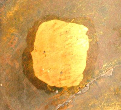 Du vieillissement de la bronzine . (dorure, altération, couleur, patine) Bronzi14
