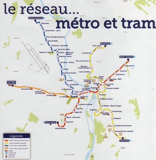 Informations pratiques JERI 2011 : plan, accès... Plan_m10
