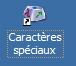Les caractères spéciaux qui ne sont pas sur le clavier Icone_10