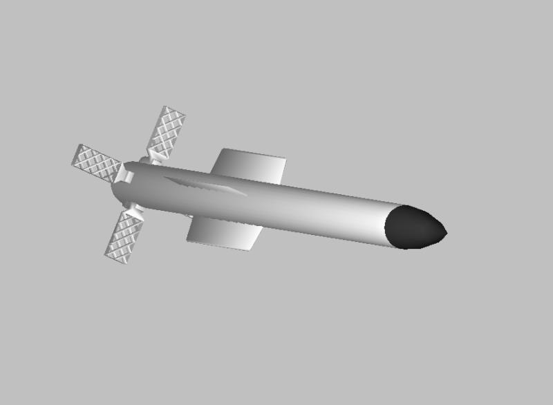 Misseis ao Ysflanker R-7710