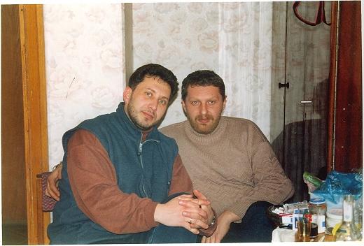 Старые Друзья 200110