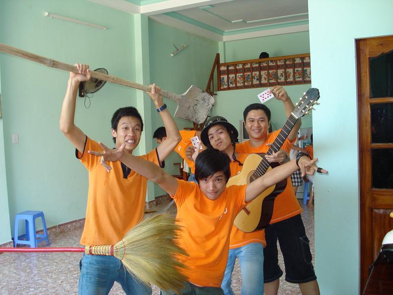 HÌnh hôm party tại nhà Viết Hùng - A10 be friend A10_cu11