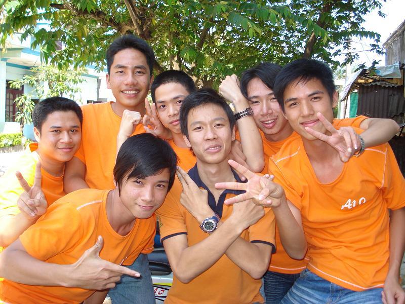 HÌnh hôm party tại nhà Viết Hùng - A10 be friend A10_cu12