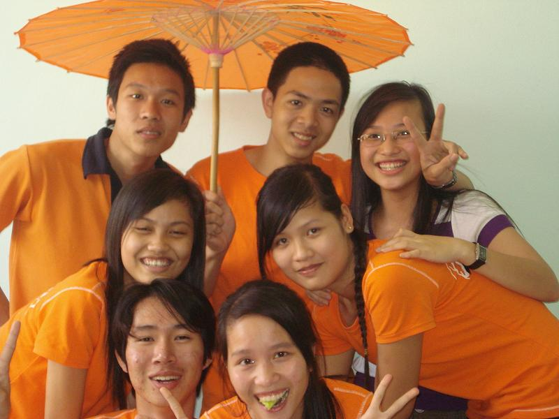 HÌnh hôm party tại nhà Viết Hùng - A10 be friend Be_fri11