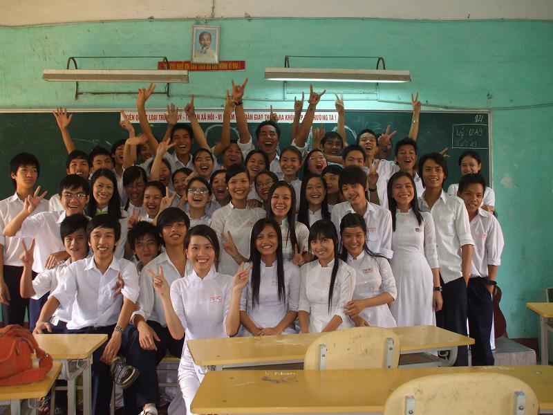 Website chính thức của lớp 12A10