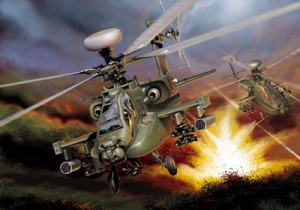 AH64D Apache 1056810