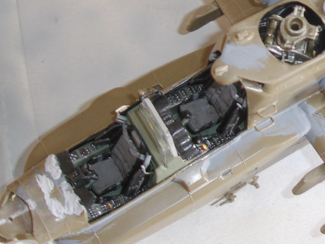 AH64D Apache Ah64-110