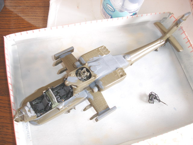AH64D Apache Ah64-310