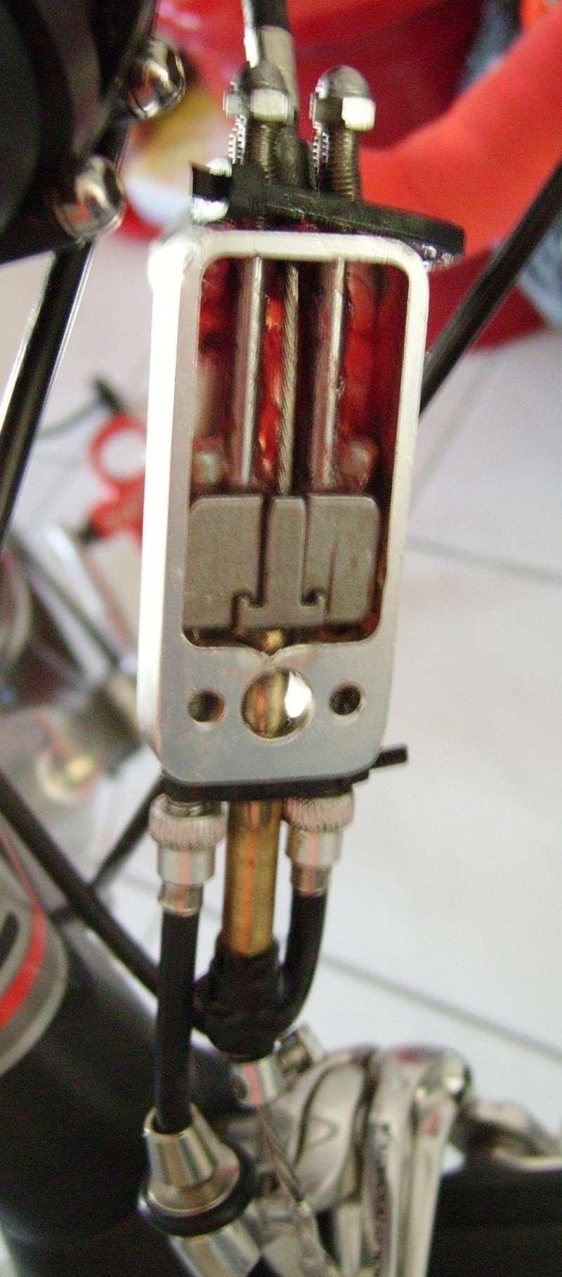 Modification poignée frein et vitesse Mecani10