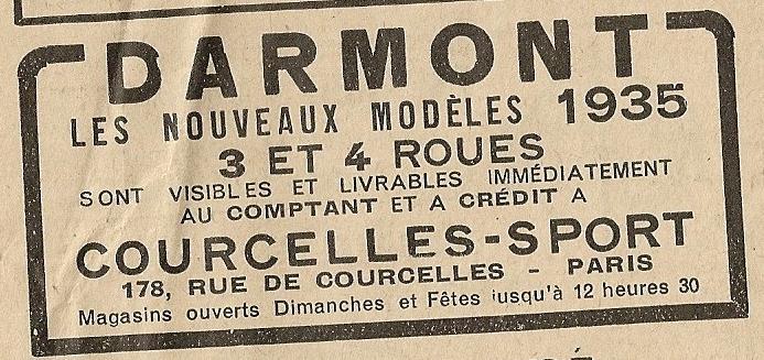 Darmont tricyclecar Darmon12