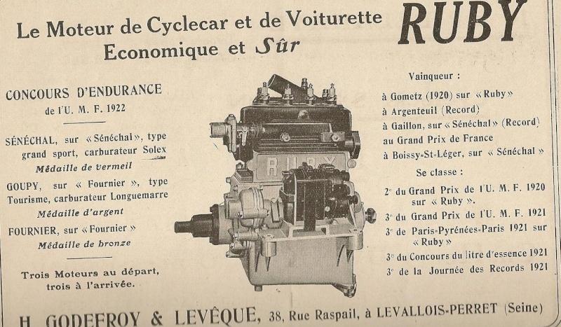 Moteur de cyclecar et voiturette - Page 2 Moteur34