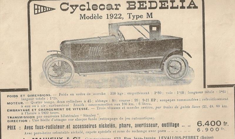 Bedelia Cyclecar Pub_be10