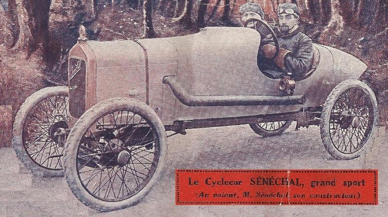 Senechal cyclecar - Page 4 Senech20