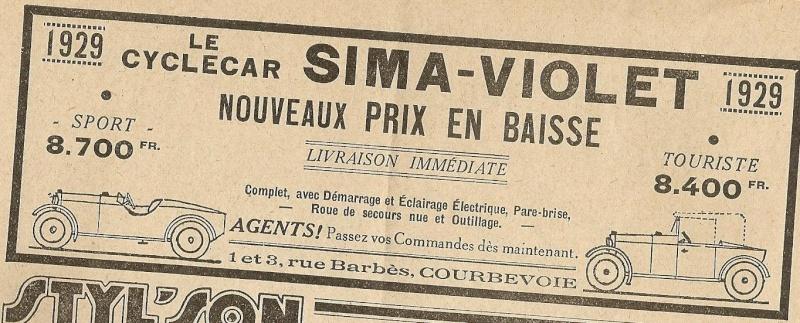 SIMA VIOLET cyclecar Sima_v12