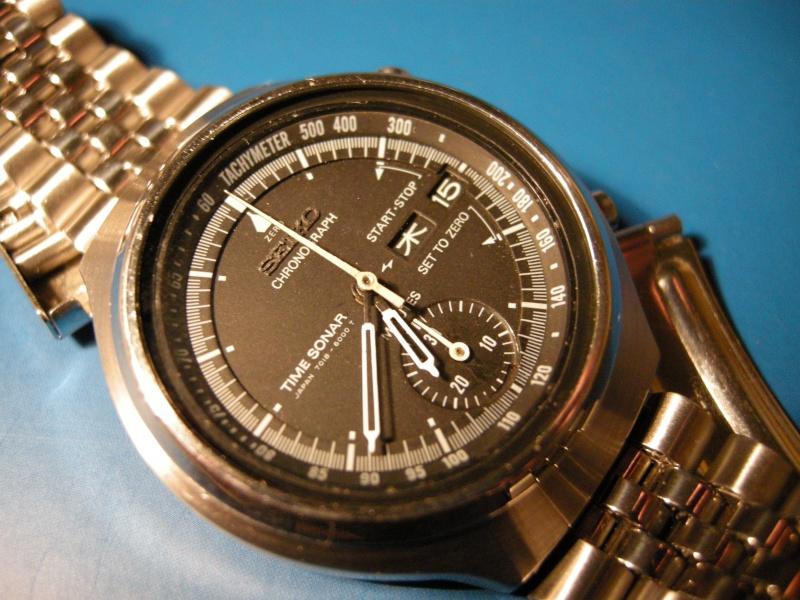 Avis aux connaisseurs : Seiko chrono Time Sonar - Automatique Dscn0011