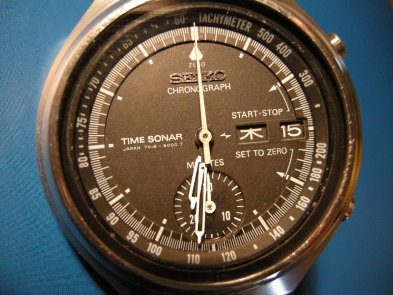 Avis aux connaisseurs : Seiko chrono Time Sonar - Automatique Dscn0012