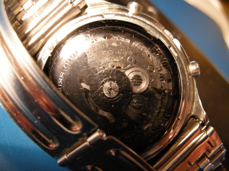 Avis aux connaisseurs : Seiko chrono Time Sonar - Automatique Dscn0013