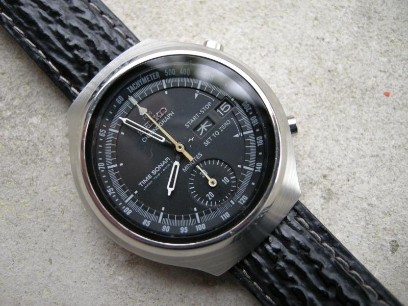 Avis aux connaisseurs : Seiko chrono Time Sonar - Automatique Dscn0016