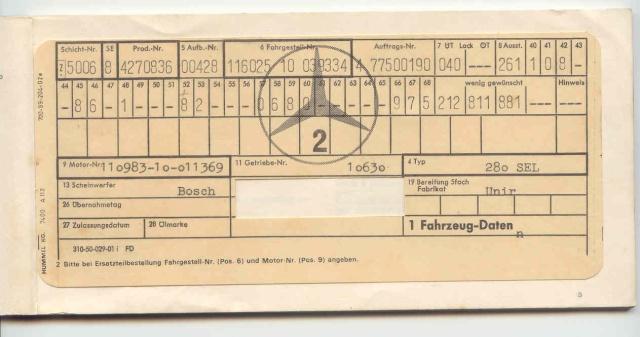 Decifrando meu Datacard Aaa11
