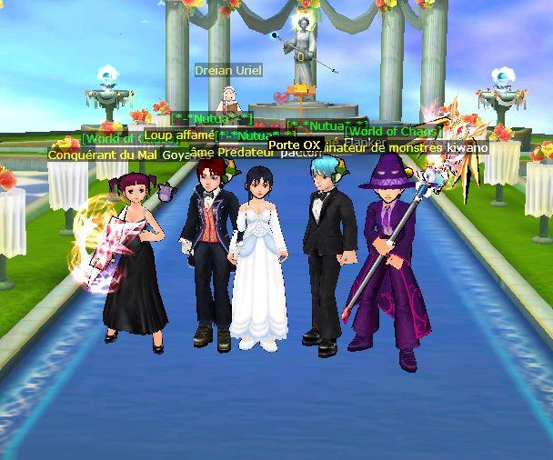 Le mariage de Kiwano et Goyaves Mar10
