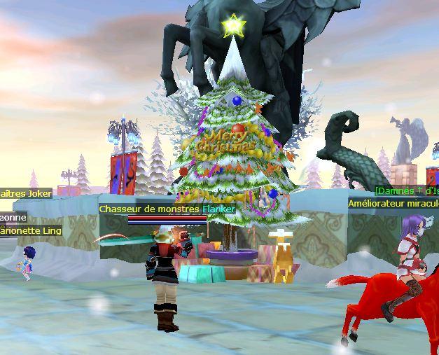 Il neige sur Fiesta ..... Bonnes fêtes à tous N110