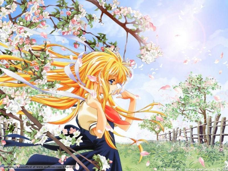 Primavera anime. Anime110
