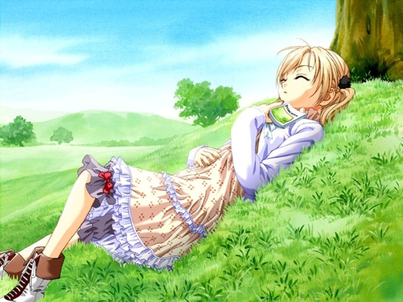 Primavera anime. Primav10
