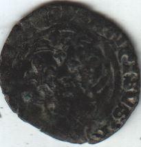 Monnaie noire à identifier A137