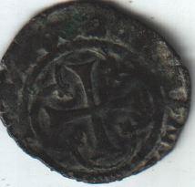 Monnaie noire à identifier A232