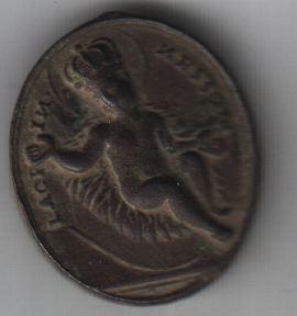 Médaille Saint-François-de-Paul - XVII/XVIII ème  A612